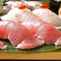 料理メニュー写真お好みにぎり鮨 <にぎり>