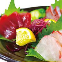 沖縄の魚が食べられる居酒屋です!