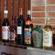 紹興酒をはじめ、種類豊富なお酒の数々