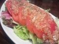 料理メニュー写真トマトDEサラダ