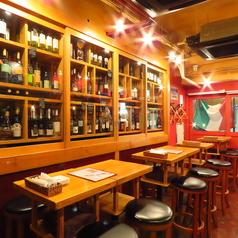 炭焼きイタリアンとワイン ミラノ三丁目 名駅店の雰囲気1