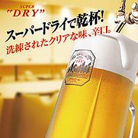 焼き鳥には生ビール!