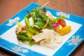 料理メニュー写真クリームチーズのサラダ