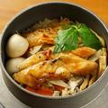 料理メニュー写真鶏五目釜飯★