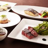 名古屋でのご接待や記念日のお祝い等に最適なコース料理