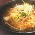 料理メニュー写真旭川醤油