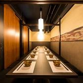 和食と個室 うお撰 恵比寿店の雰囲気3