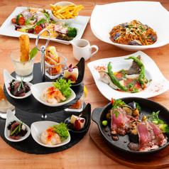 ホテルグランヴィア大阪 カフェレストラン リップルのコース写真