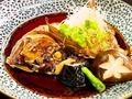 料理メニュー写真魚の煮付け1,500円(税抜)から