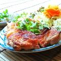 料理メニュー写真ローストチキン「ガイ・ヤーン」