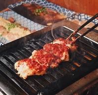 焼き鳥屋では味わえないスタミナ鶏焼肉を楽しんで◎