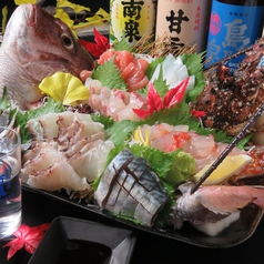 漁師居酒屋 源三郎の特集写真