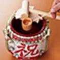 【宴会オプション 2】お祝いの席に欠かせない!鏡割り日本酒:540円