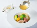 料理メニュー写真MENU 9000円 お魚料理も味わえる楽しさ満載のコース