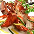 料理メニュー写真オマール海老のオーブン焼き 一尾