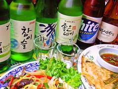 韓国家庭料理 愛の写真