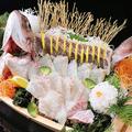 料理メニュー写真鯛 (半身ずつ調理方法をお選びいただけます)