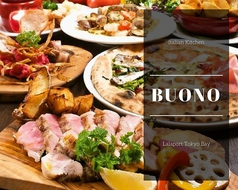 Italian Kitchen BUONO ヴォーノ ららぽーと TOKYO BAY店の写真