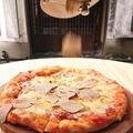 料理メニュー写真トリュフピザ