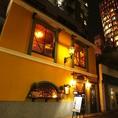 隠れ家的な一軒家レストラン