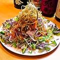 料理メニュー写真土火土火サラダ/シーザーサラダ