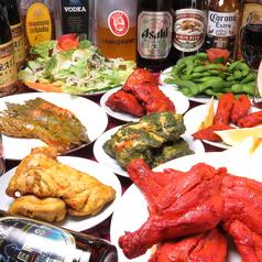 インド レストラン アラティ INDIAN RESTAURANT ARATI 倉敷店の写真