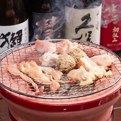 紀州梅どり 鶏焼肉鶏鍋 さかた家 千日前店の写真