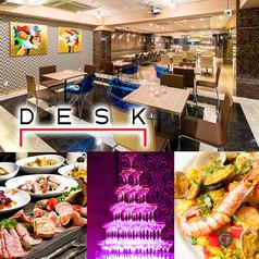 DESK デスクの写真