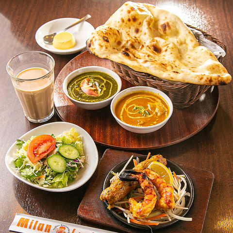 インド料理 MILAN(ミラン) 西の京店