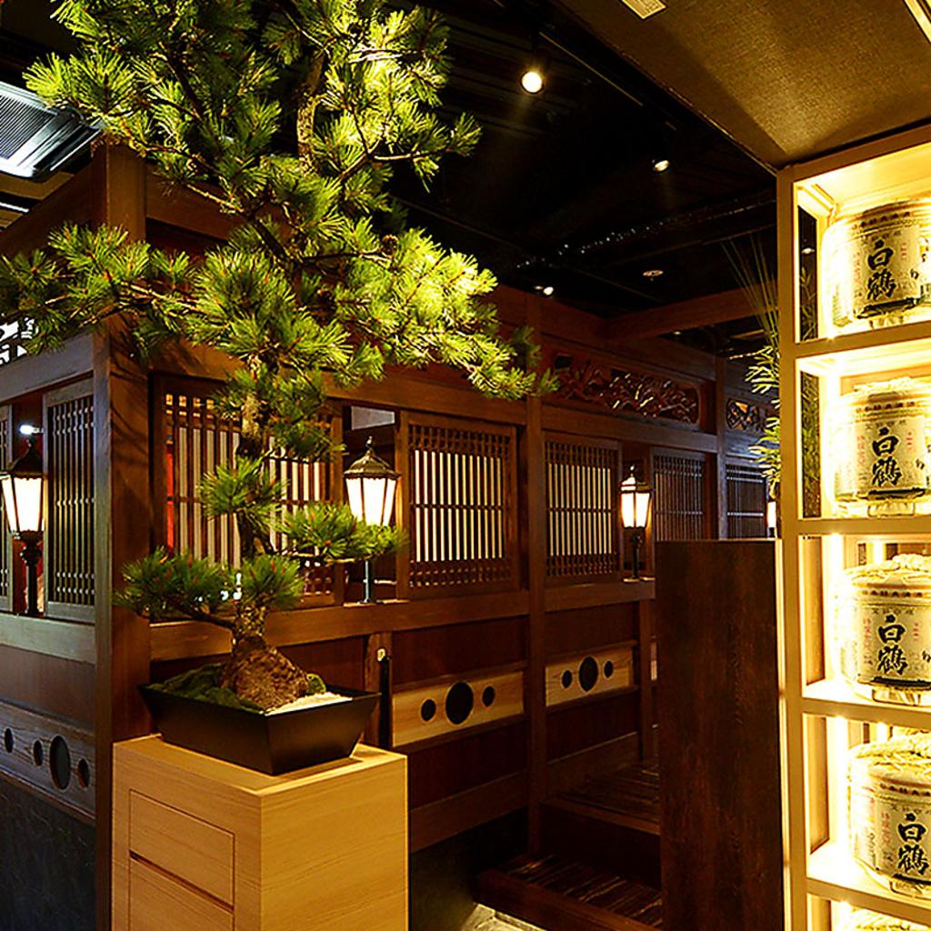 焼き鳥食べ放題 鳥料理専門店 TORISHIN 名駅太閤口店|店舗イメージ10