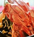 料理メニュー写真石焼きラム肉アジアン鍋
