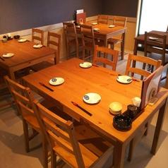 5~9名様テーブル