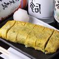 料理メニュー写真季節のオススメ 自家製 厚焼き玉子