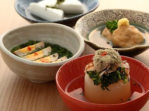 横浜西北口4分 接待個室!旬の鮮魚と京風おでん・鯛めしが人気の和風居酒屋