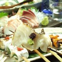 「やきうお」とは魚の串焼きのこと!