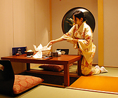 京都 ひょうき 瓢喜 銀座本店の雰囲気3