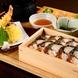 ★ふらり寿司でしか食べれないお料理★