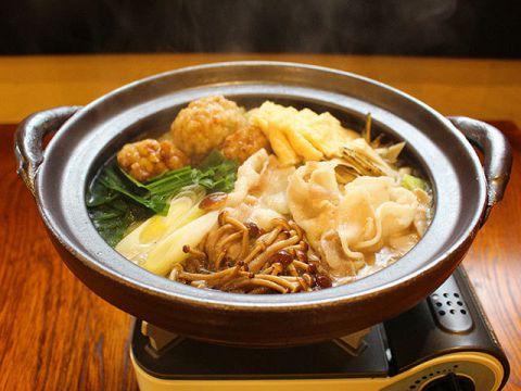 【宴会、飲み会におすすめ☆】お肉も海鮮もたっぷり!寄せ鍋コース 3700円 !