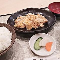 料理メニュー写真T.Y.G 味噌汁・漬物付き
