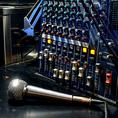 音響設備も完備!(携帯型デジタル音楽プレイヤー/CD/その他)マイク×2本、音響貸し出し無料。お気軽にお問い合わせください。