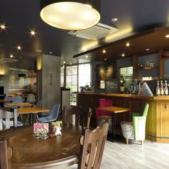 Cafe Lakanの雰囲気1