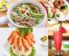 ベトナム料理 ネギフォーの写真