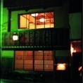 高瀬川のほとりに佇む京町家の一軒家