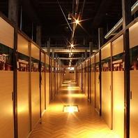 水戸駅の宴会はゆったり落ち着ける和の個室空間居酒屋!