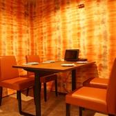 鉄板 個室 Dining 案山子 本店の雰囲気3
