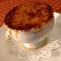 料理メニュー写真オニオングラタンスープ 小