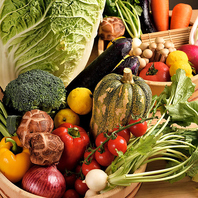 ◇厳選した旬の食材を使ったアラカルト料理の数々♪