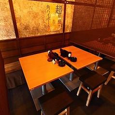 サク飲みにおすすめ!2名様のテーブル席有~水炊き・焼鳥 とりいちず 鷺沼店~☆鷺沼 居酒屋 焼鳥 女子会 宴会
