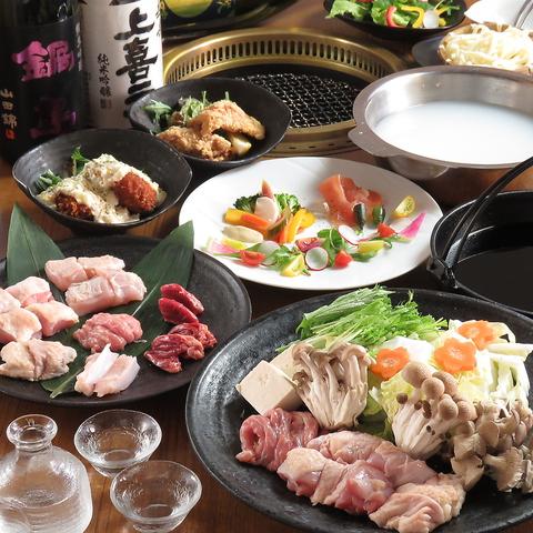これからの季節美味しい鍋&鶏料理♪