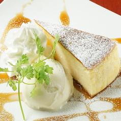 ベイクドアイスチーズケーキ
